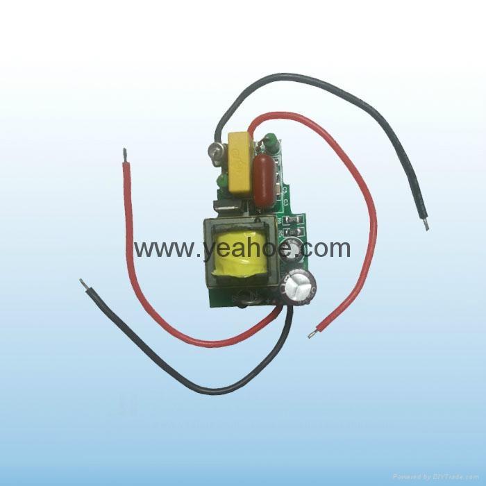 隔离LED恒流电源9W300mA 4