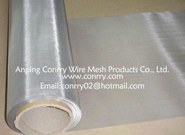 Zirconium Wire Cloth,Zirconium Woven Wire Mesh 1