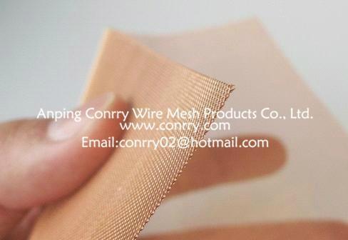 Brass wire mesh,Phosphor bronze wire mesh,Red copper wire mesh 3