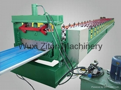roof tileroll forming machine