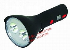 手持式磁力吸附防爆工作灯