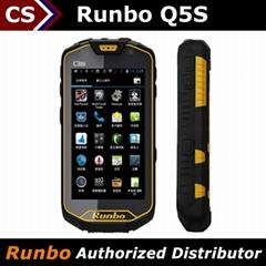 waterproof SOS walkie talkie quad core android rugged phone