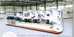 HD復合型三片式多功能護墊生產線