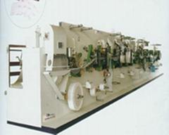 HD-WSJ-KB-A型快易包裝式護翼衛生巾產線