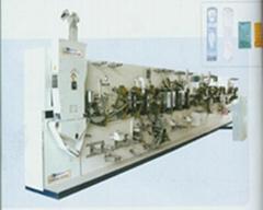 HD-WSJ-KB-B型快易包裝式護翼衛巾生產線