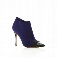 high heel lady pumps