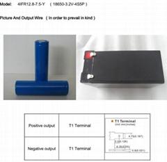 UPS电池组 12V7AH