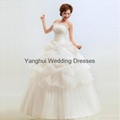 wedding dress YH001