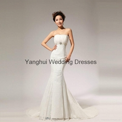 wedding dress YH007