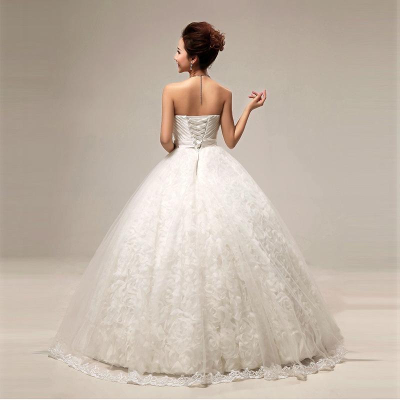 wedding dress YH010 1