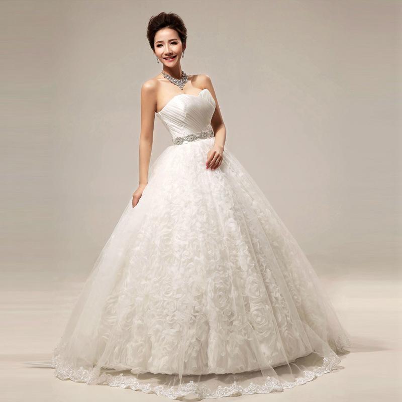 wedding dress YH010 2