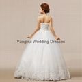 wedding dress YH015 3