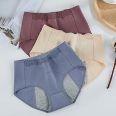 Wholesale Leak Proof Menstrual Women Cotton Uunderwear Panties Physiological