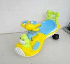 baby swing car ride on car toy baby twist car kids wiggle car