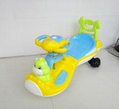 baby swing car ride on car toy baby twist car kids wiggle car