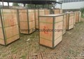 Wooden packed fully Automatic Egg Incubator for sale 5