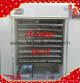 2015hot sale 2112 eggs chicken incubator