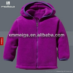 kids fleece jacket for spring and autumn