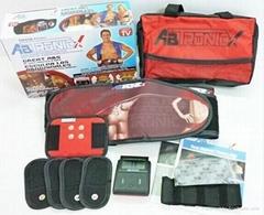 crazy fit massager belt slimming massager MY1017