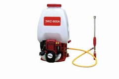 4 stroke bakpack gasoline engine sprayer