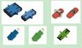 Fiber Optic Adapter (SC/FC/LC, APC/UPC)