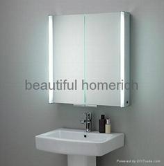 LED 浴室鏡櫃