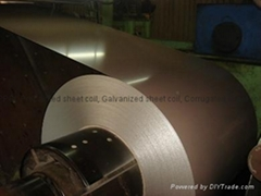 Prepainted Galvanized Sheet Coil
