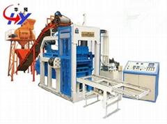 Sell HY-QM4-12 concrete brick making machine