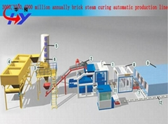 Sell HY cement brick machine