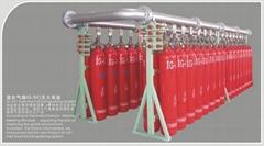 IG-541混合氣體滅火系統