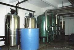 工業軟化水處理設備
