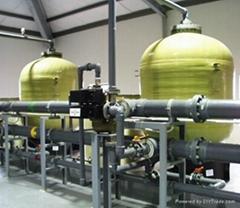 工業鍋爐軟化水處理設備