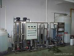 锂/蓄电池超纯水设备