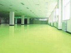 環氧薄塗式地坪