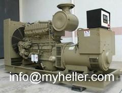 Diesel power genset