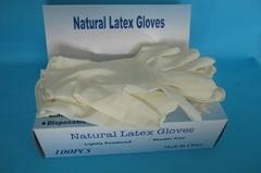 Latex Gloves Medical Hospital
