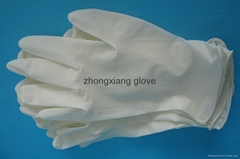 latex medical surgical gloves prices china supplier