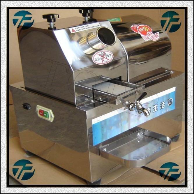Automatic Sugarcane Juice Making Machine 1