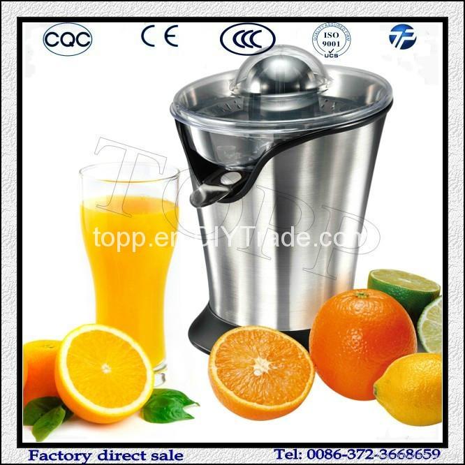 Mini Type Orange Juice Extracting Machine 1