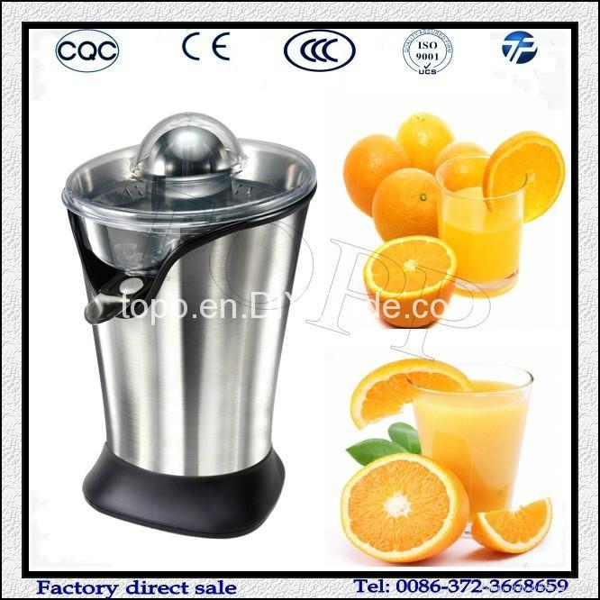 Mini Type Orange Juice Extracting Machine 3