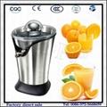 Industrial Orange Juice Extractor