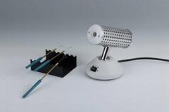 Bacti-cinerator sterilizer