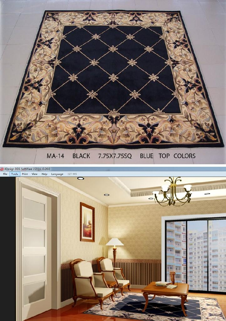 4Design Software for Home Textile Fabrics Rendering 2