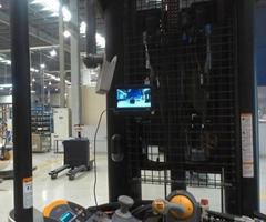 高程叉车用无线监控系统