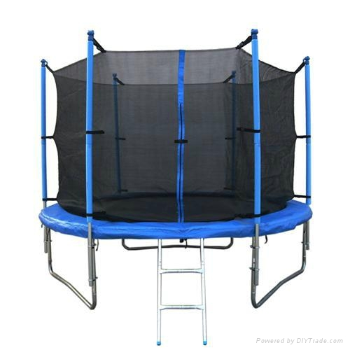 8FT Bungee Trampoline Outdoor Sports 1