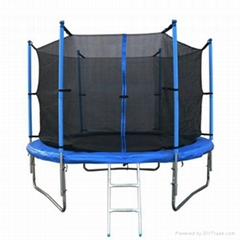 8FT Bungee Trampoline Outdoor Sports