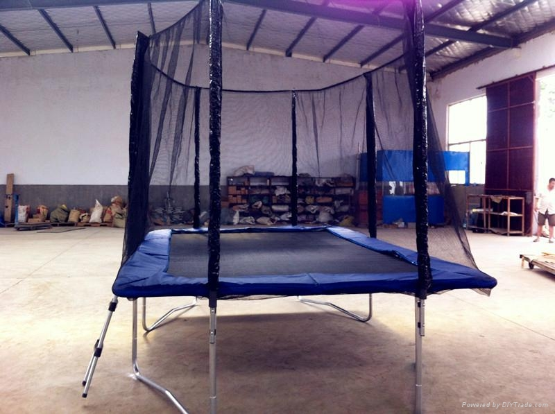 8FT Bungee Trampoline Outdoor Sports 3