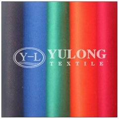 CVC flame retardant fabric for metallurgical industry