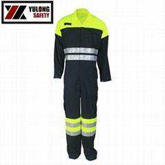 flame retardant & anti acid jacket