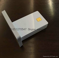 PVC JAVA 21 36kb blank Jcop chip card